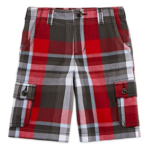 Arizona Woven Cargo Shorts - Preschool Boys
