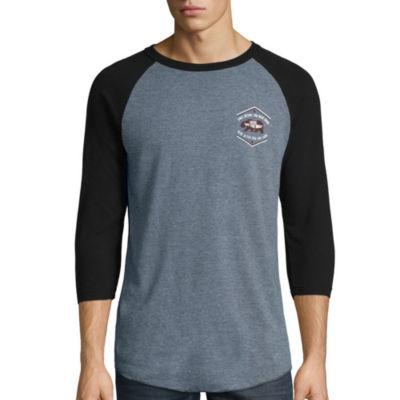 Vans Bear Long Sleeve Raglan T-Shirt