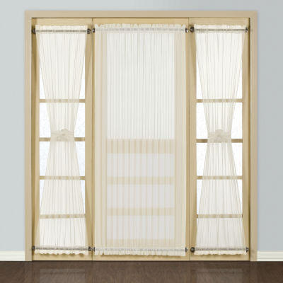 Batiste Rod Pocket Door Panel