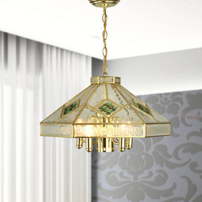 Dale Tiffany™ Clear Fused Hanging Fixture