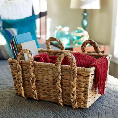 Household Essentials® Rectangular Floor Basket