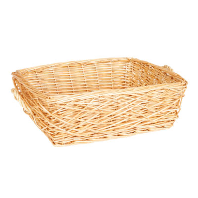 Household Essentials® Spring Bird Nest Willow Basket