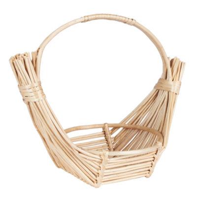 Household Essentials® Wicker Fruit Basket