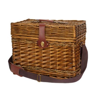 Household Essentials® Portland Picnic Basket