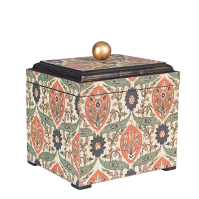 Household Essentials Vintage Keepsake Storage Bin