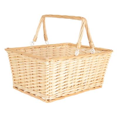 Household Essentials Open Top Basket