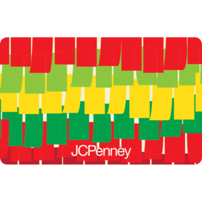 $10 Fiesta Colors Gift Card