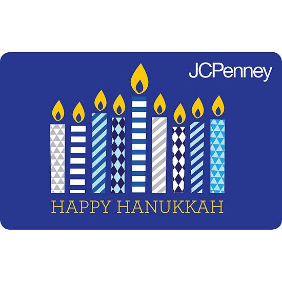 $200 Hanukkah Candles Gift Card