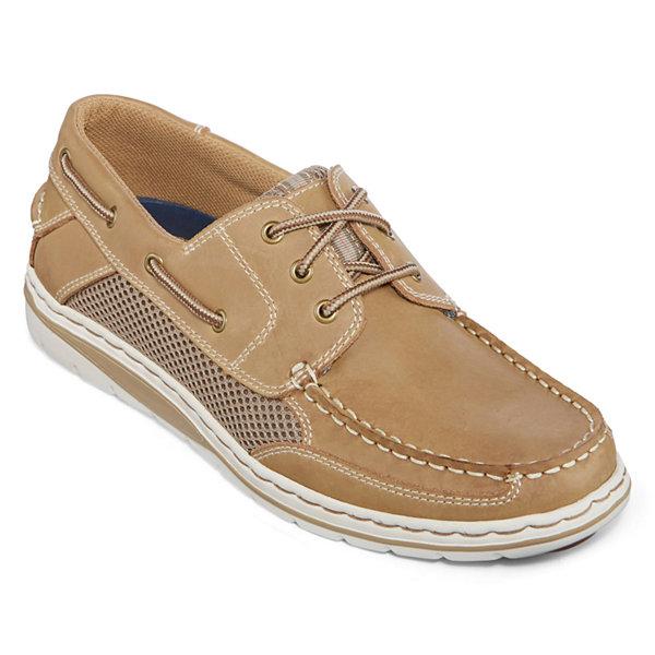 St John S Bay Surface Mens Boat Shoes
