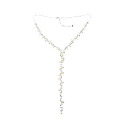 Vieste Rosa Womens Y Necklace