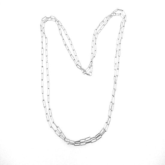 Bold Elements Link Chain Necklace