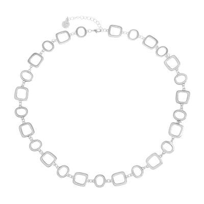 Liz Claiborne Womens Collar Necklace
