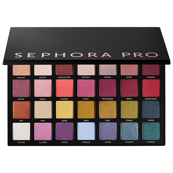 SEPHORA COLLECTION Sephora PRO Editorial 2.0 Palette
