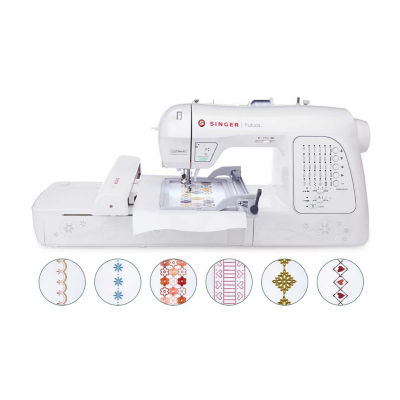 Singer Futura XL-420 Sewing and Embroidery Machine