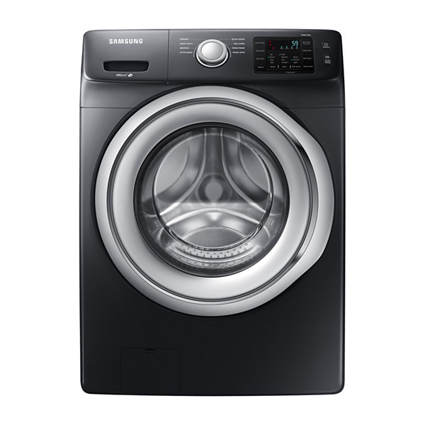 Samsung 4.5-cu ft High-Efficiency Stackable Front-Load Washer