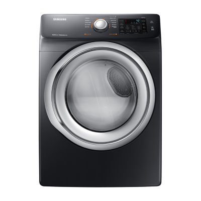 Samsung 7.5 cu. ft. Smart Wi-Fi Enabled Electric Dryer with Steam Dry