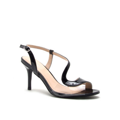 Qupid Womens Lita-59x Heeled Sandals