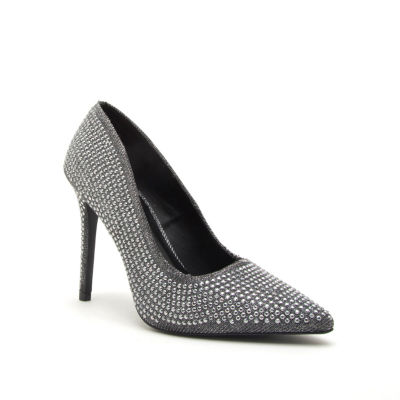 Qupid Show-72a Womens Heeled Sandals