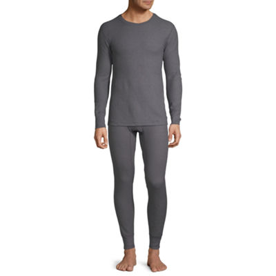 St. John's Bay Heritage Performance Waffle Thermal Underwear