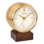Citizen White Wall Clock-Cc3002