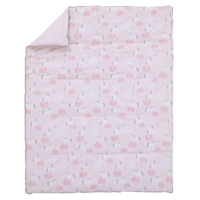NoJo 4-Pc.Crib Bedding Set
