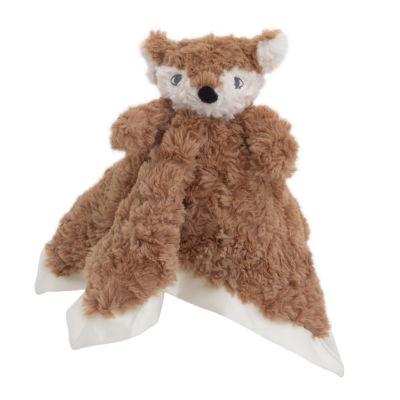 NoJo Cuddle Me Luxury Plush Security Blanket - Fox