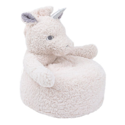 Cuddle Me Luxury Plush Chair - Unicorn