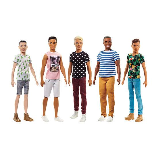 Barbie Fashionista Ken (Styles Vary)