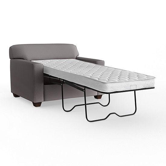 Sleeper Possibilities Track Arm Chair