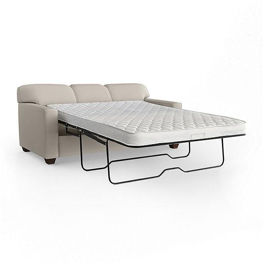 Sleeper Possibilities Track Arm Sofa