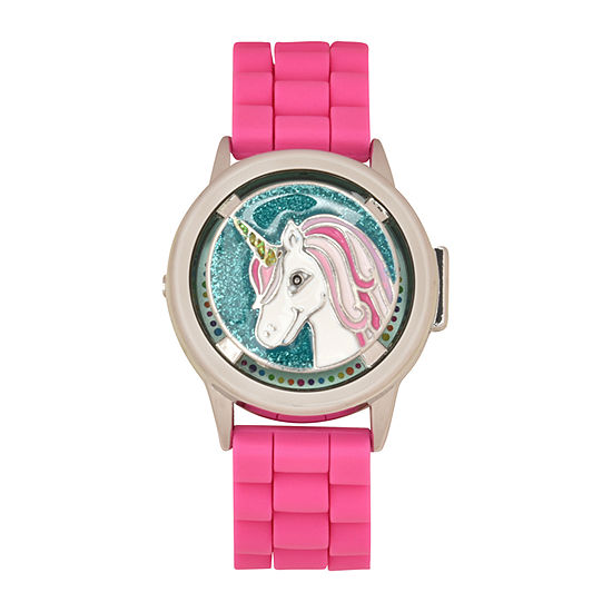Limited Too Girls Multicolor Strap Watch-Lmt90228jc