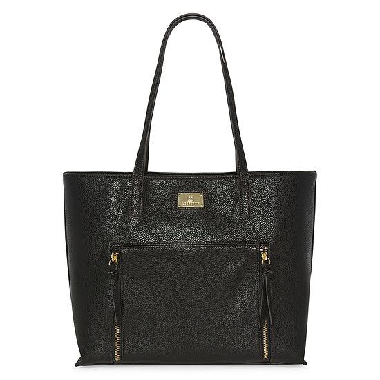 Liz Claiborne Sue Shopper Tote Bag