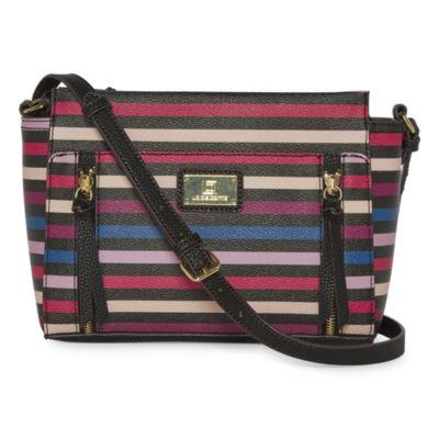 Liz Claiborne Sue Crossbody Bag