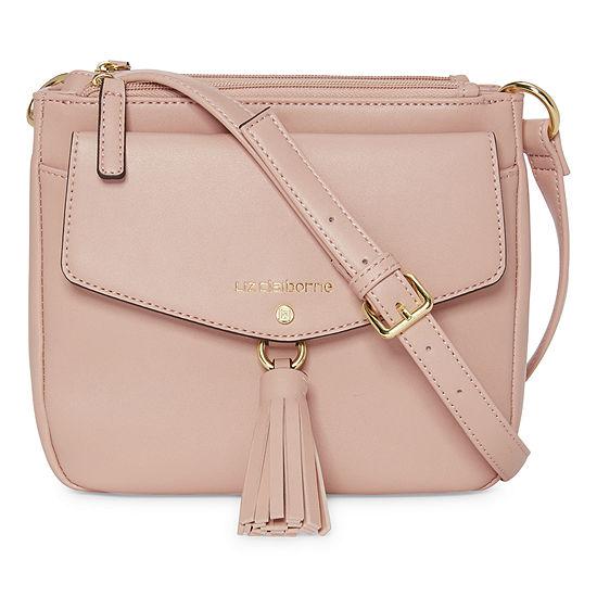 Liz Claiborne Clementine Crossbody Bag