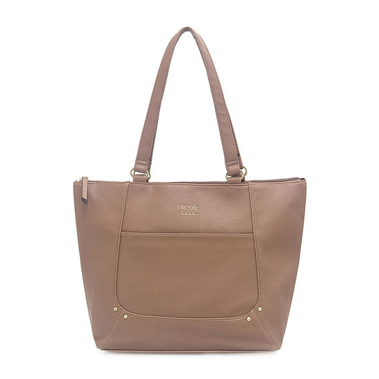 Nicole By Nicole Miller Mallory Tote Bag