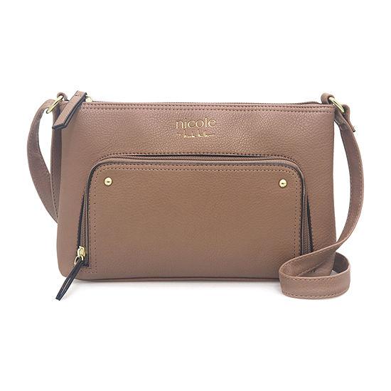 Nicole By Nicole Miller Mallory Crossbody Bag