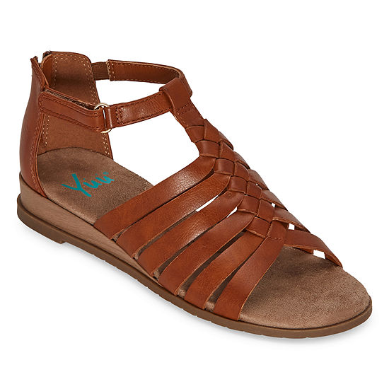 Yuu Falisha Womens Gladiator Sandals