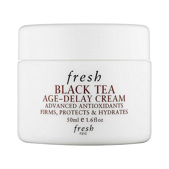 Fresh Black Tea Age-Delay Cream