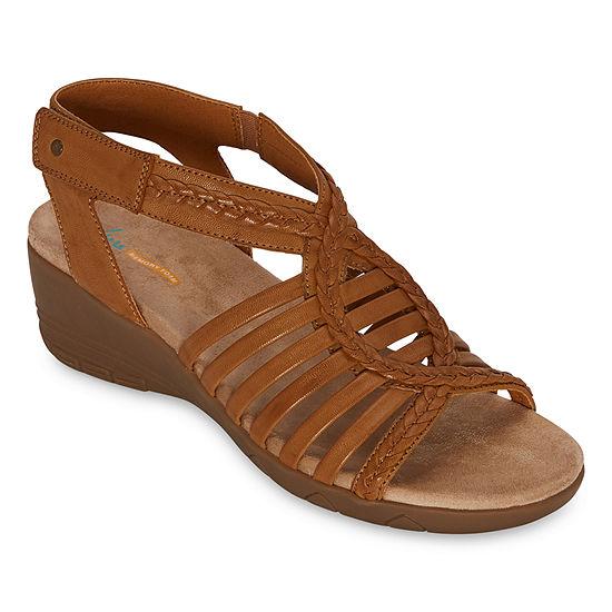 Yuu Heidi Womens Strap Sandals
