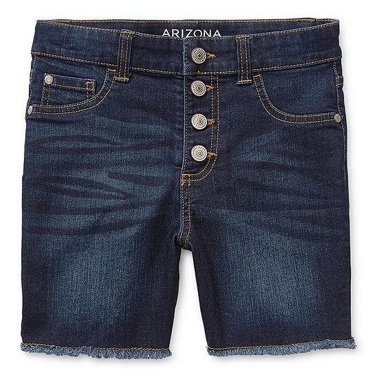 Arizona Girls Midi Short Preschool / Big Kid