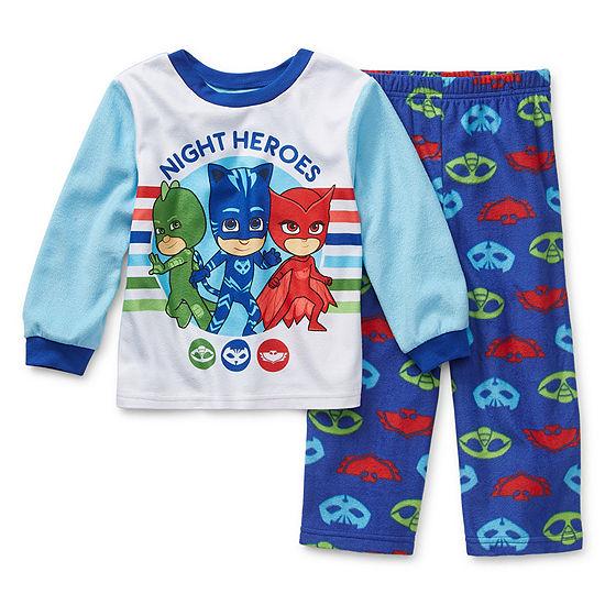 Toddler Boys 2-pc. PJ Masks Pant Pajama Set