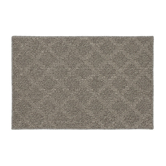 Home Expressions Deco Diamond Easy Care Rugs