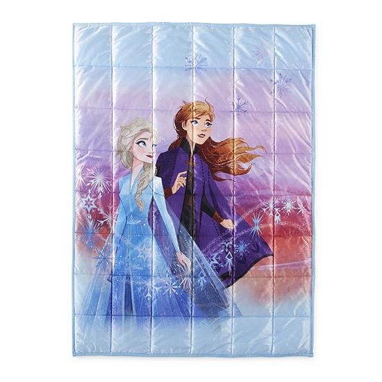 Disney Frozen 2 Weighted Blanket