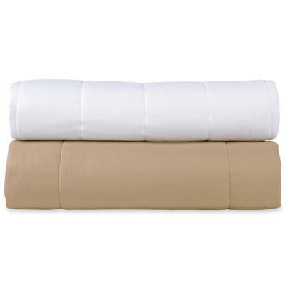 Twin Comforter and Mattress Pad Set