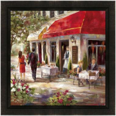 jcpenney.com   Café Afternoon Framed Canvas Wall Art