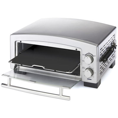 Black+Decker P300S 5 Minute Pizza Oven and Snack Maker