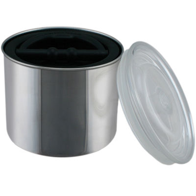 AirScape Medium Stainless Steel Canister