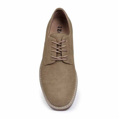 IZOD Mens Palisade Oxford Shoes Lace-up Round Toe