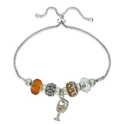 Sparkle Allure Womens Stretch Bracelet