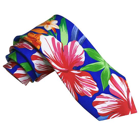 Stafford Fashion Floral Tie